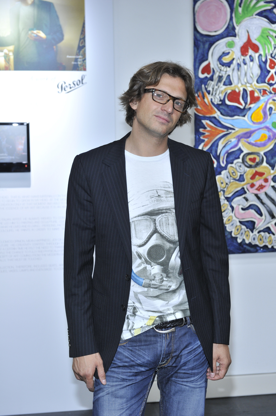 pesrol conteporary artist francesco cuomo conteporary art a work of persol