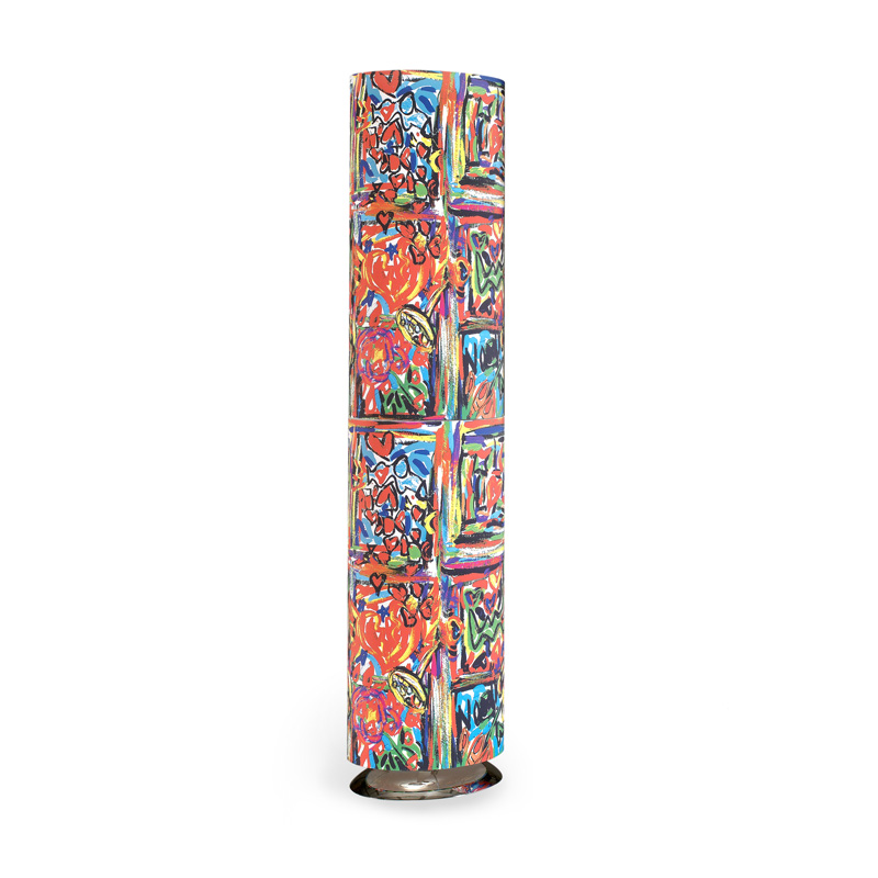 totem maze design collection contemporary artwork conteporary artist francesco cuomo conteporary art