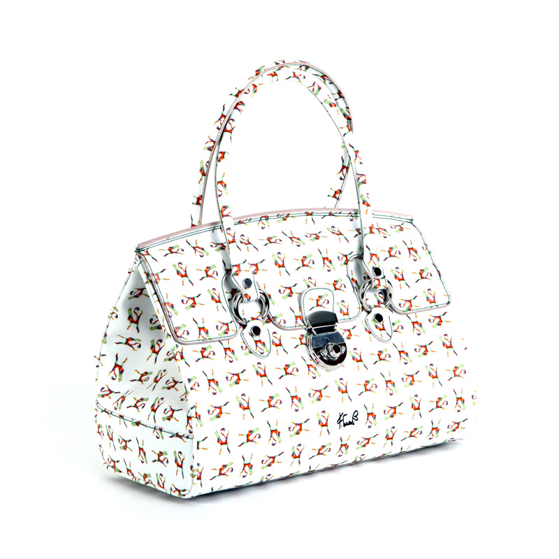 womans bag design collection barnd conteporary artist francesco cuomo