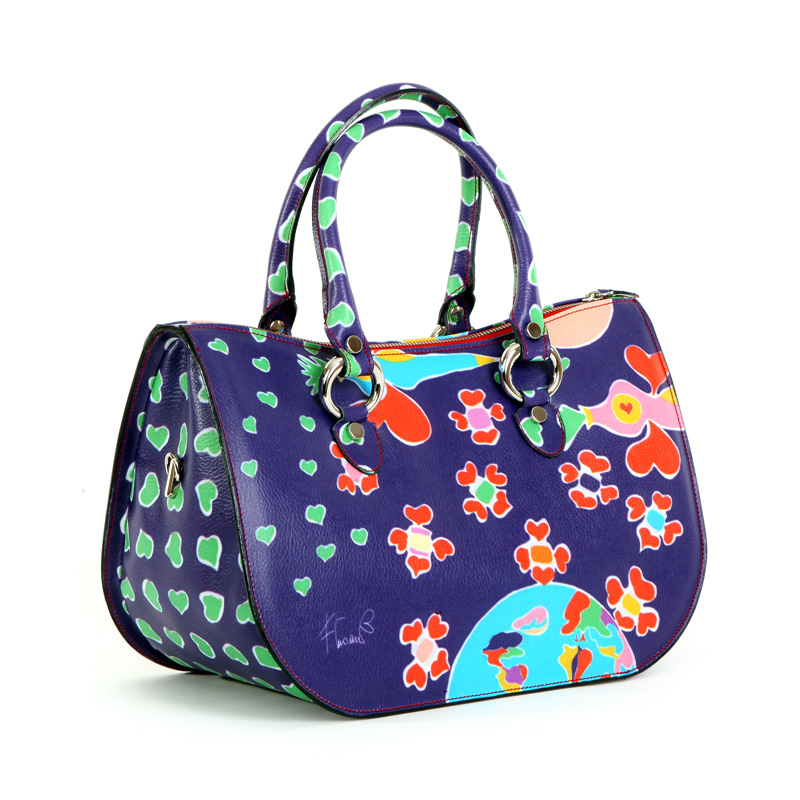 womans bag design collection colors war conteporary artist francesco cuomo