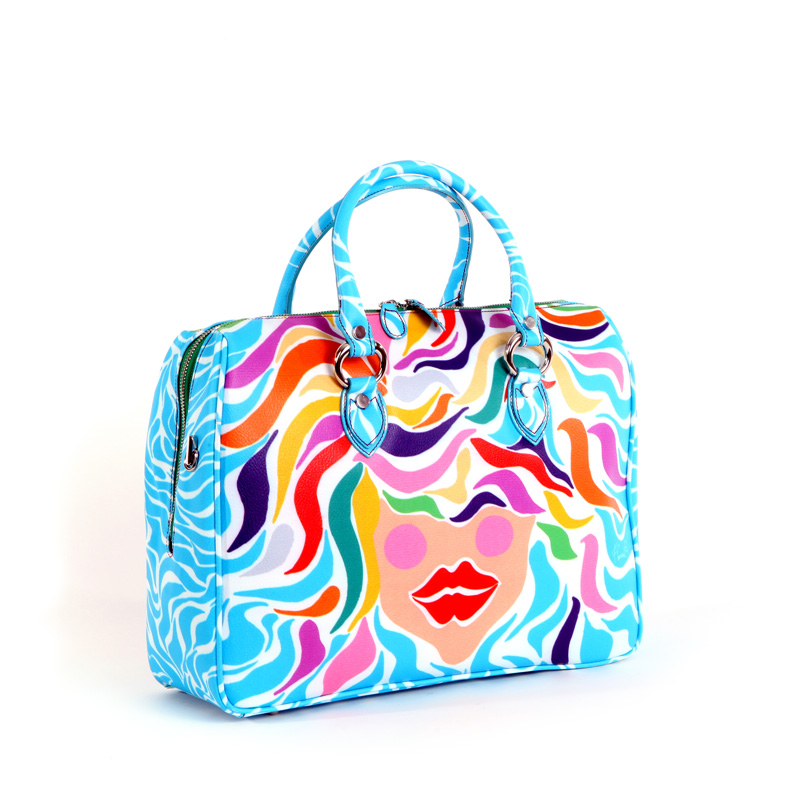 womans bag design collection narcisus conteporary artist francesco cuomo