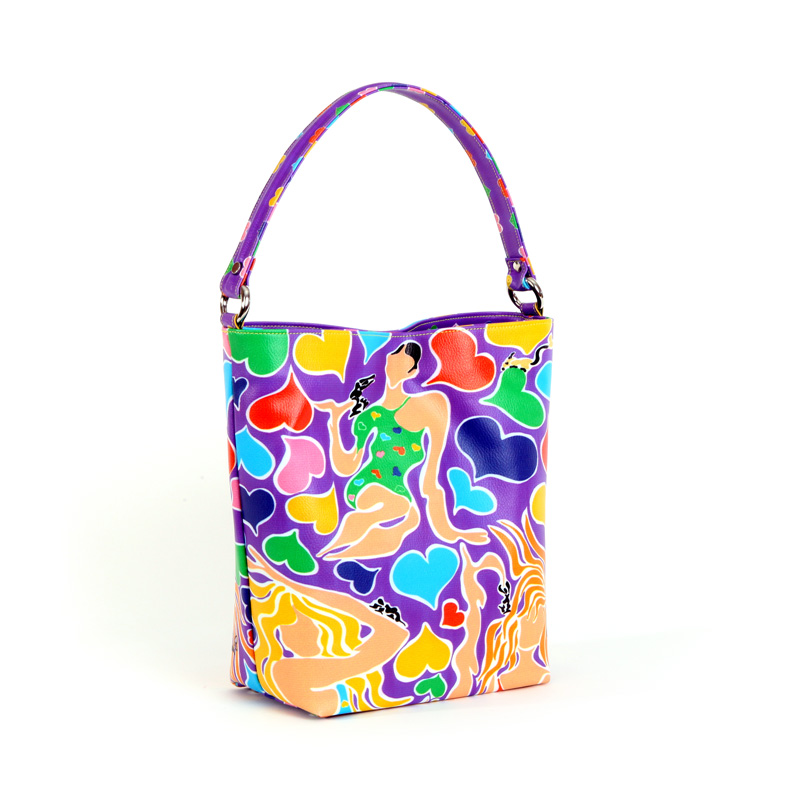 womans bag design collection woman conteporary artist francesco cuomo